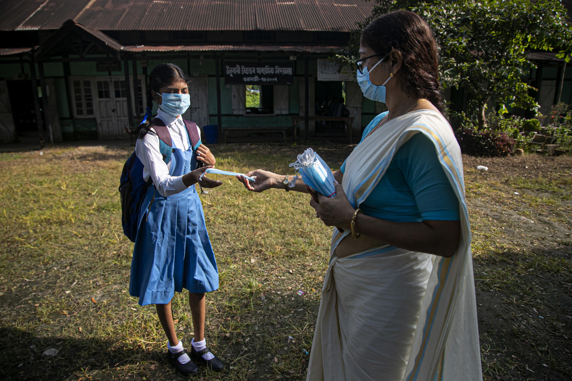 Asia Today: Cambodia reopens schools after virus shutdown