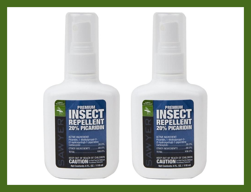 The Sawyer Products Premium Insect Repellent two-pack is $13. (Photo: Amazon)