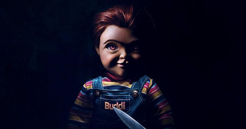 Chucky leaves Toy Story's Woody for dead in new Child's Play poster