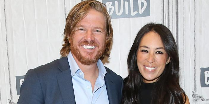 Chip and Joanna Gaines Getty Images