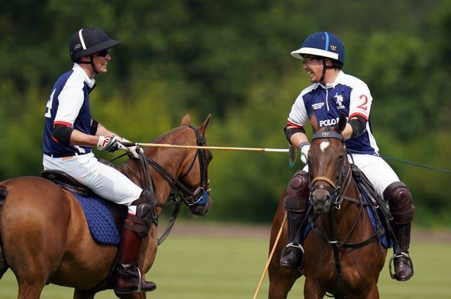 Out-Sourcing Inc Royal Charity Polo Cup 2021