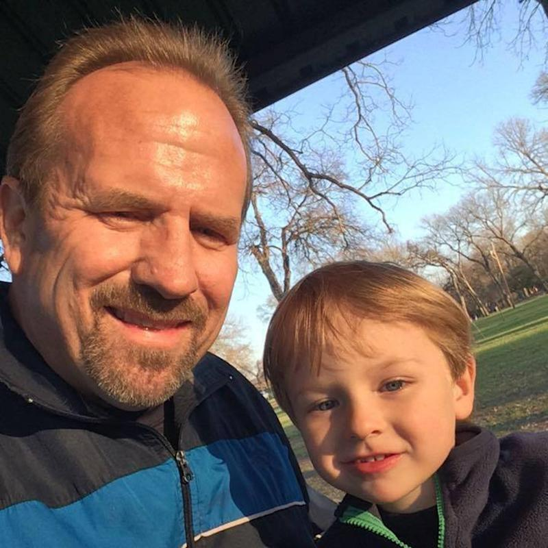 Dad Speaks Out After Estranged Wife, Missing Son Are Found Dead in Garage: 'Our Hearts Are Broken'