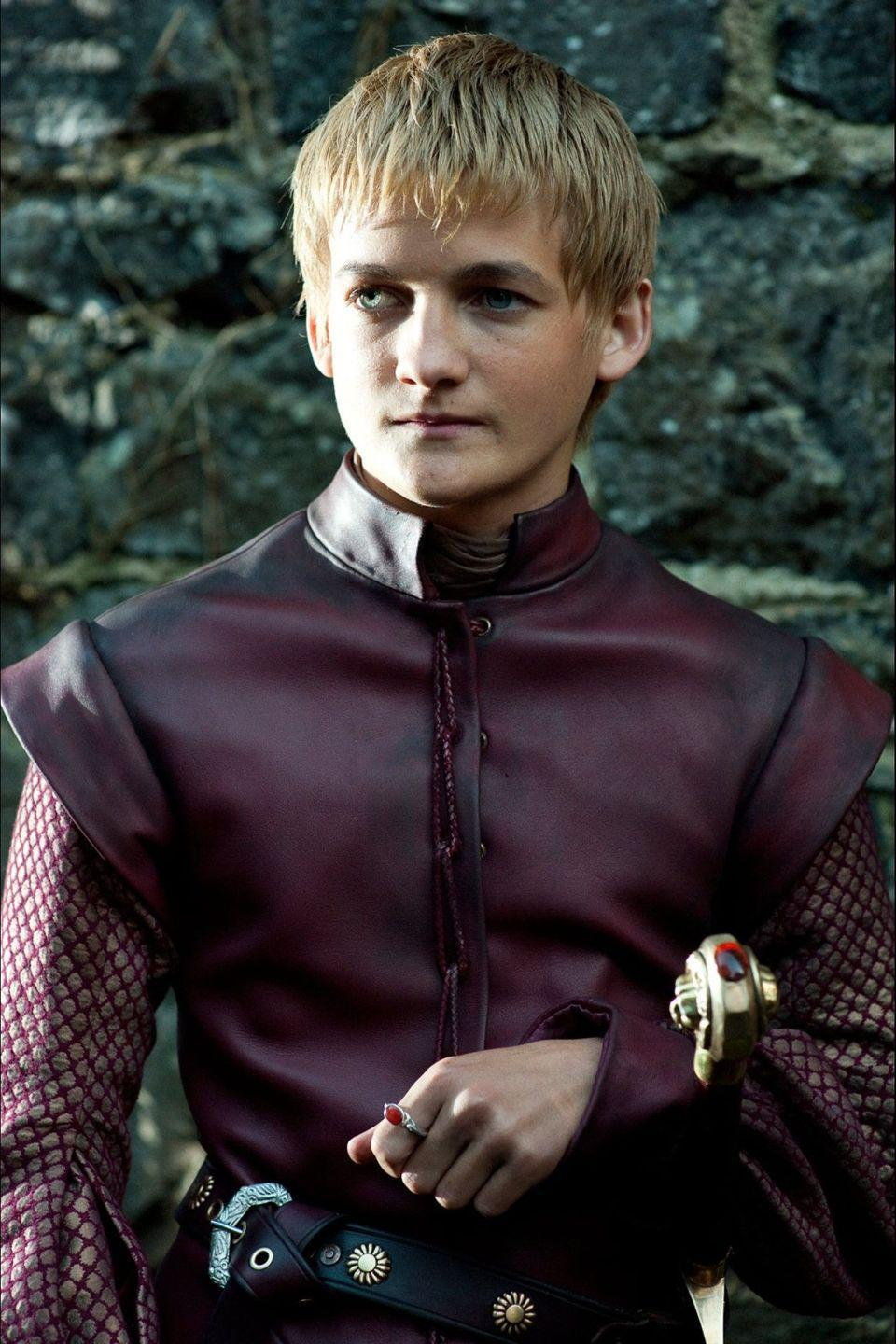 <p>Despite being truly and excellently evil even from episode one, Joffrey managed to make it all the way to season 2 before somebody slapped him (shout out to Tyrion). He will forever go down as one of the best baddies on TV, and a great source of memes. </p>