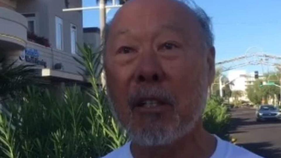 "Paul Ng questioned a pair of Black men who were reportedly recording a YouTube show in Scottsdale, Arizona and told them they were in ""a no [n-word] zone."" He was subsequently arrested."