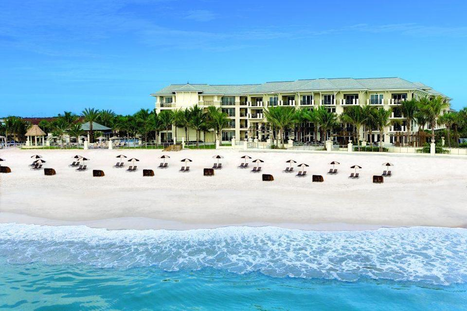"<p><a href=""https://www.verobeachhotelandspa.com/"" rel=""nofollow noopener"" target=""_blank"" data-ylk=""slk:Kimpton Vero Beach"" class=""link rapid-noclick-resp"">Kimpton Vero Beach</a> is considered the best place to stay in the popular Atlantic Coast beach town. Being a boutique hotel means that there is an extra-special attention to detail, and with only 113 rooms, there's an exclusivity to it if you're looking for a quiet, relaxed week away from it all. A generous stretch of private beach, locally inspired dining options, a White Orchid Spa, and activities galore for the kids are just a few of the perks you may not expect from a smaller hotel that still ensures you get the best of both worlds.</p>"