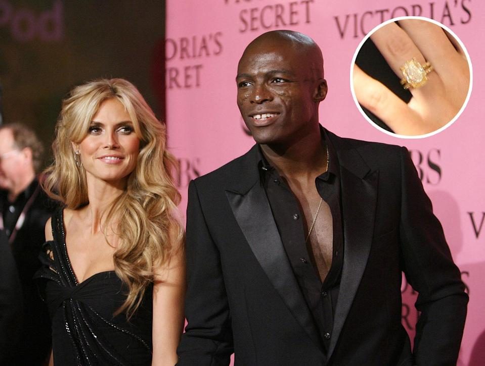 Heidi Klum and Seal separated in 2012. (Photo: Getty Images)