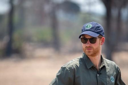 Britain's Prince Harry visits Malawi