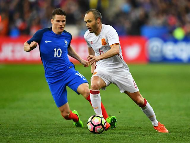 Iniesta was commanding throughout (Getty)