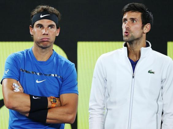 Djokovic edges his encounters with Nadal (Getty)