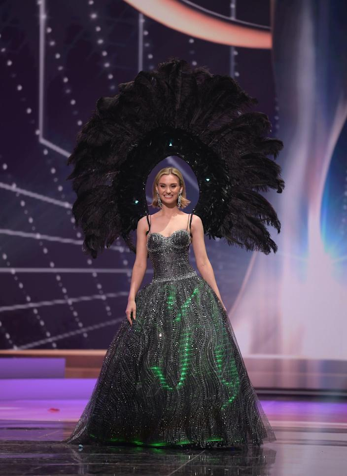 Miss Iceland National Costume Show 2021