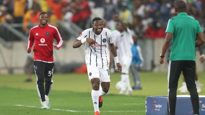 'Normalise walking away' - Is Mabasa considering his Orlando Pirates future?