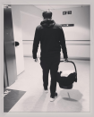 <p><i>TOWIE</i> star Billie Faiers and fiance Greg Shepherd gave birth to their second child, son Arthur, a few weeks ago. <i>[Photo: Instagram/billiefaiersofficial]</i> </p>