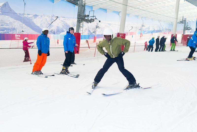 At least 300 teenagers will join the programme this year. (Snow-Camp)