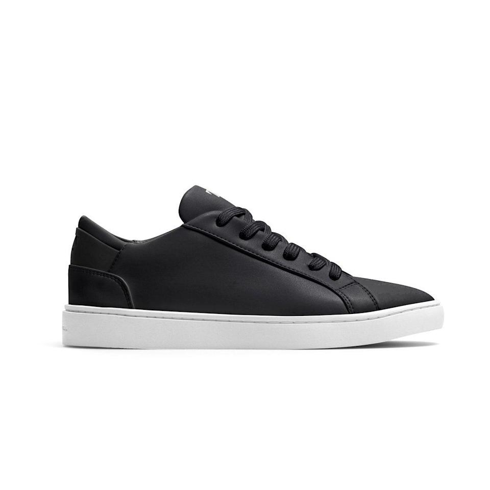 """<h2>Thousand Fell Lace-Up Sneakers</h2><br>""""I already own a pair of white sneaks from sustainable brand Thousand Fell, and am fully obsessed with them. (The kicks are 100% animal-free and vegan, but as they like to say, I wouldn't even be able to tell.) These black ones are so chic, and I already know I'll be able to wear them with everything in my closet."""" <em>– Karina Hoshikawa, Beauty & Wellness Market Writer</em><br><br><em>Shop <a href=""""https://thousandfell.com/"""" rel=""""nofollow noopener"""" target=""""_blank"""" data-ylk=""""slk:Thousand Fell"""" class=""""link rapid-noclick-resp"""">Thousand Fell</a></em><br><br><strong>Thousand Fell</strong> WOMEN'S LACE UP, $, available at <a href=""""https://go.skimresources.com/?id=30283X879131&url=https%3A%2F%2Fwww.thousandfell.com%2Fcollections%2Fwomen%2Fproducts%2Fwomens-lace-up-black-w-black"""" rel=""""nofollow noopener"""" target=""""_blank"""" data-ylk=""""slk:Thousand Fell"""" class=""""link rapid-noclick-resp"""">Thousand Fell</a>"""