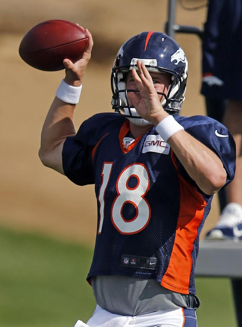 Denver fans finally get to see the AFC champions