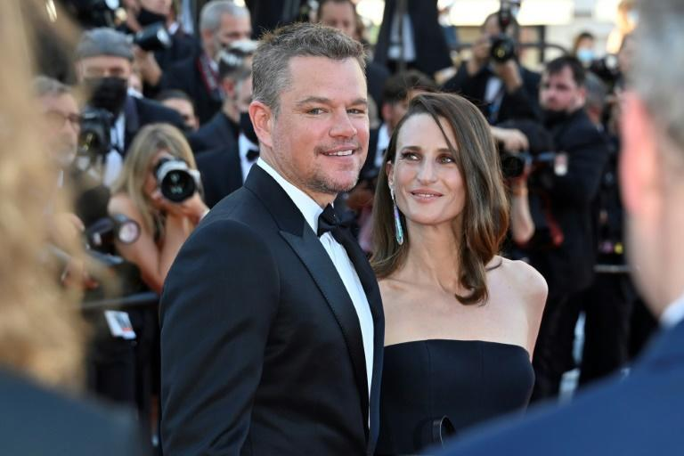 For 'Stillwater' Matt Damon teamed up with Camille Cottin who has wowed American audiences with 'Call My Agent'