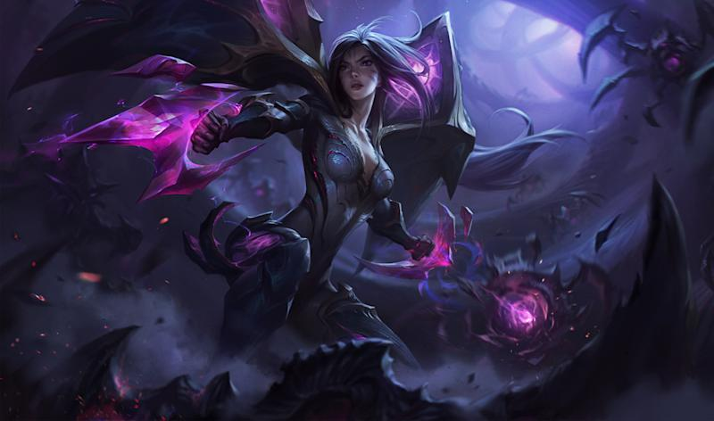 'League of Legends' Patch Notes 8.6: Duskblade Nerfed, Shurelya's Reverie Back