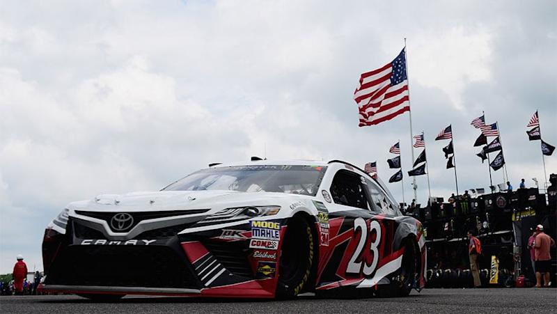 Conor Daly's Strong NASCAR Debut Foiled by Late Part Failure