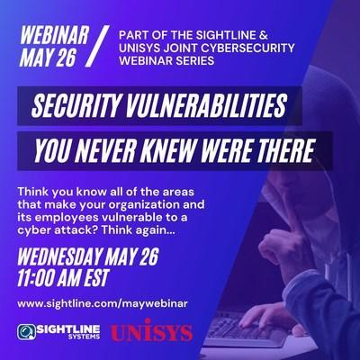 Colonial Pipeline Attack Profile & Analysis for Industrial Cybersecurity | Sightline Hosting Livestream Webinar and Q&A Discussion with Partner Unisys on May 26 | https://www.sightline.com/maywebinar