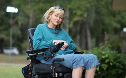 Samantha Markle, who suffers from Multiple Sclerosis - Credit: Splash News
