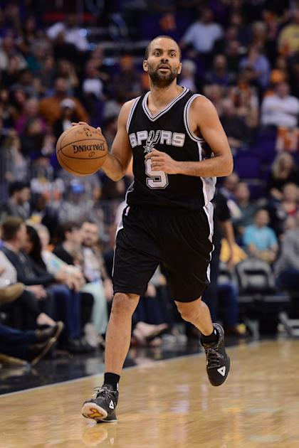 Tony Parker is averaging 13.8 points, the fewest of his career since his rookie season. (USA Today)