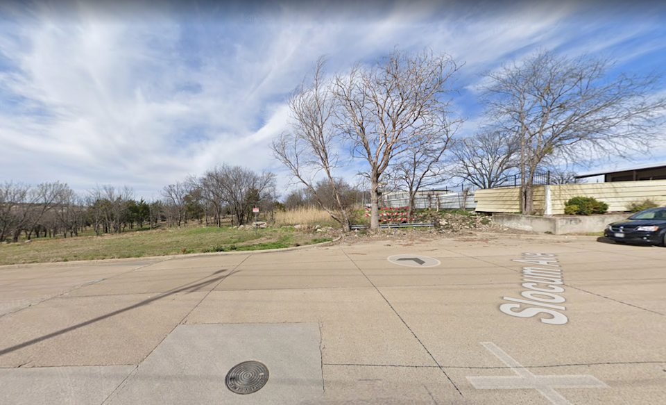 The 3100 block of Bonnie Drive where the Fort Worth Fire Department made the gruesome discovery (Google Maps)