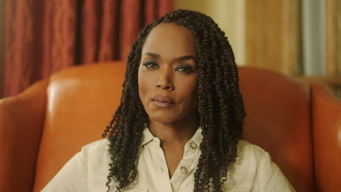 """Between the World and Me -- HBO TV Special, Angela Bassett Angela Bassett in """"Between the World and Me"""" on HBO."""