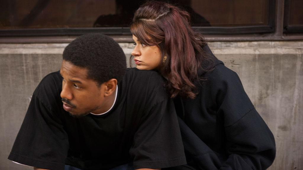 "Michael B. Jordan and Melanie Diaz in The Weinstein Company's ""Fruitvale Station"" - 2013"