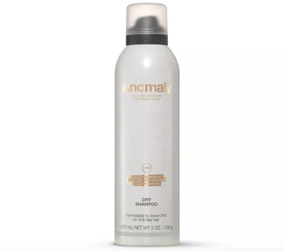 """<p>""""The <span>Anomaly Dry Shampoo</span> ($7) was probably one of the best dry shampoos I have ever used. It is clear, and therefore it doesn't leave a white cast. There is no grittiness or weird residue either - my hair still had movement. It felt super lightweight, and while it doesn't feel like freshly washed hair, it made my third-day hair look like second-day hair. The dry shampoo doesn't leave my roots completely oil-free and dry with no luster; there was still some shine to my hair. It doesn't provide dramatic volume, but there was some lift. It makes your hair look more presentable rather than excessively oily."""" - Anvita Reddy, editorial assistant, Commerce </p> <p>If you want to read more, here is the <a href=""""https://www.popsugar.com/beauty/priyanka-chopra-anomaly-hair-care-review-48162853"""" class=""""link rapid-noclick-resp"""" rel=""""nofollow noopener"""" target=""""_blank"""" data-ylk=""""slk:complete Anomaly hair care review"""">complete Anomaly hair care review</a>.</p>"""