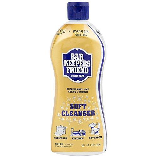 """<p><strong>Bar Keepers Friend</strong></p><p>amazon.com</p><p><a href=""""https://www.amazon.com/dp/B07DFQW34W?tag=syn-yahoo-20&ascsubtag=%5Bartid%7C2139.g.32145429%5Bsrc%7Cyahoo-us"""" rel=""""nofollow noopener"""" target=""""_blank"""" data-ylk=""""slk:BUY IT HERE"""" class=""""link rapid-noclick-resp"""">BUY IT HERE</a></p><p>This mighty cleaner eliminates dirt from almost any surface, from your shower door to outdoor grill.</p>"""