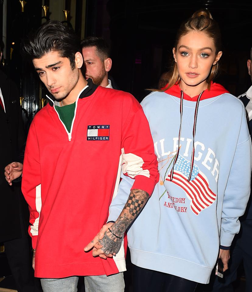 """<p>Zayn Malik went full <em>Bladerunner</em> on us this week with a new, <a rel=""""nofollow"""" href=""""http://www.gq.com/story/zayn-malik-new-haircut?mbid=synd_yahoobeauty"""">highly textured asymmetrical fade</a>. While we respect his grooming bravery, we're partial to the wavy, slicked back cut he was rocking earlier in the week. Call us traditional.</p><p><a rel=""""nofollow"""" href=""""http://www.gq.com/story/zayn-malik-new-haircut?mbid=synd_yahoobeauty"""">RELATED: Zayn Malik Has Invented Yet Another Haircut</a></p>"""