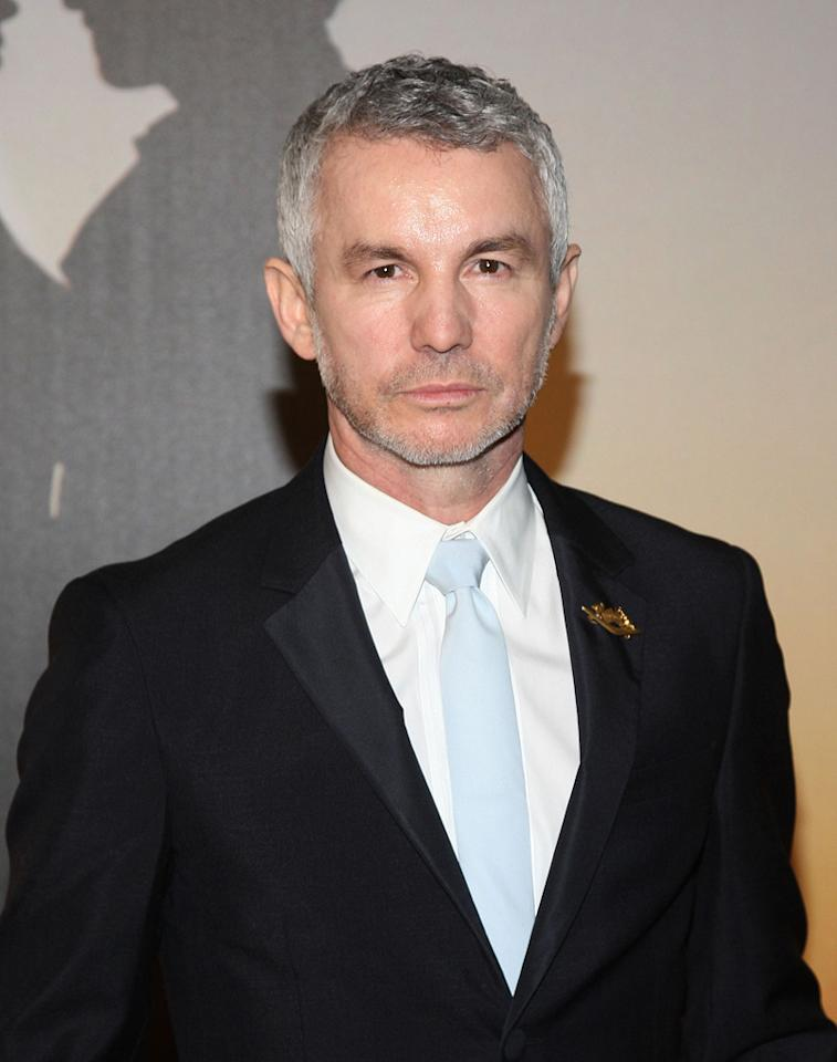 "<a href=""http://movies.yahoo.com/movie/contributor/1800026871"">Baz Luhrmann</a> at the MoMa Film benefit gala honoring Baz Luhrmann in New York - 11/10/2008"