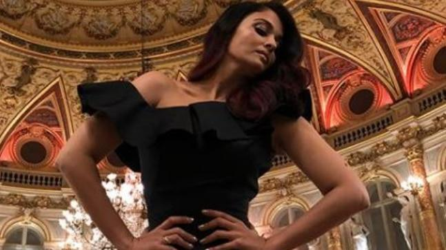From dazzling as a rockstar in Fanney Khan to posing in black at Salon Opera, Aishwarya shows how to dress classy.