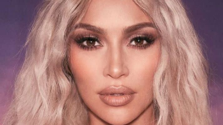 KKW Beauty's Celestial Skies Collection Is the Dreamiest, Starry Night-Inspired Makeup