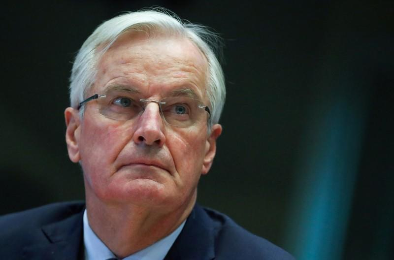 Brexit negotiator Michel Barnier to prioritise UK trade deal post-Brexit - Financial Times