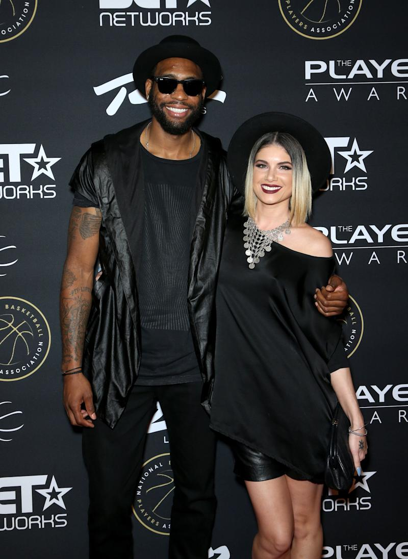 """<strong>Rasual Butler and&nbsp;Leah LaBelle</strong><br /><strong>Ex-NBA Player (b. 1979) and 'American Idol' star&nbsp;(b. 1977)</strong><br /><br />Leah, who found fame when she was a finalist on the 2004 series of &lsquo;American Idol&rsquo; died with her former professional basketball player husband Rasual <a href=""""http://www.huffingtonpost.co.uk/entry/leah-labelle-dead-dies-american-idol-car-crash-husband-rasual-butler_uk_5a72e92fe4b0bf6e6e21f29"""">when their car crashed in LA.</a>"""