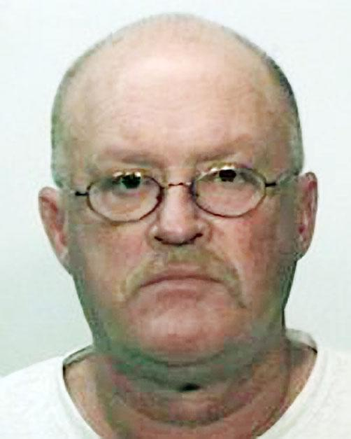 A photo released by the Wood County Sheriff's office shows Randy Linn, 52, of St. Joe, Ind.   The former U.S. Marine who admitted setting fire to a mosque in Ohio because he wanted revenge for the killings of American troops overseas won't be allowed to withdraw his guilty plea, a judge ruled Thursday Marach 21, 2013.  (AP Photo/Wood County Sheriff's Office)
