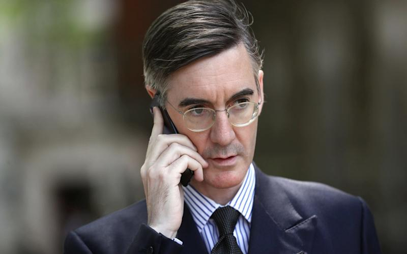 Jacob Rees-Mogg MP - REUTERS