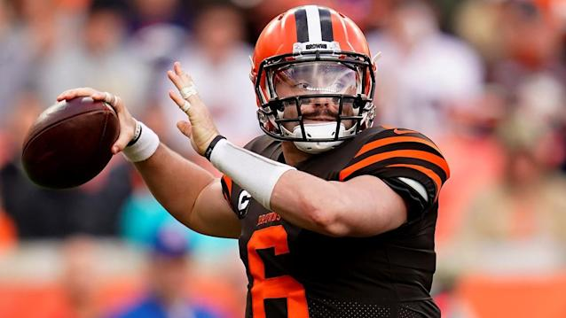 Cleveland Browns-Pittsburgh Steelers rematch moved to 1 p.m. start