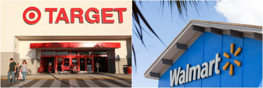 Target and Walmart are some of the top places to shop clearance sales for your retail arbitrage business. Sharon Steinmann and Tina Russell / The Penny Hoarder