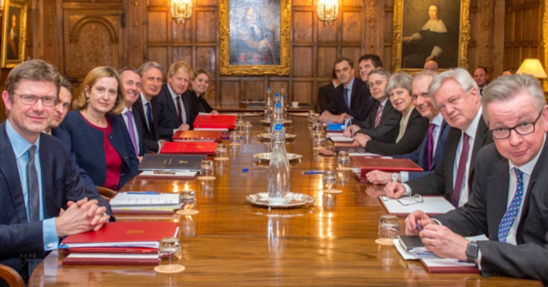Pro-remain Tories were threatening a fresh Commons rebellion as Theresa May ended a marathon meeting of her Brexit war cabinet on Thursday night.
