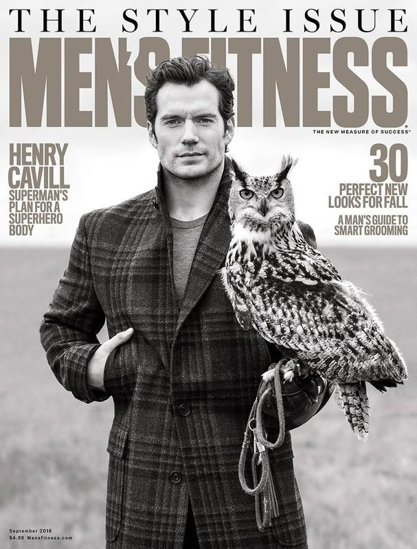 Photo: Ben Watts: Men's Fitness