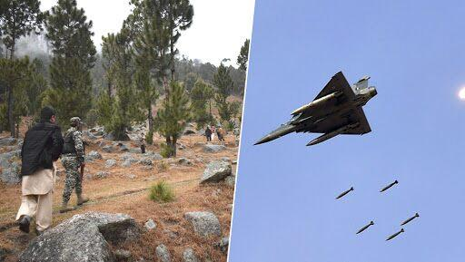 IAF Pilots Booked in Pakistan For Destroying Trees in Balakot Air Strike: Report