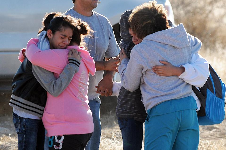 At least 2 kids hurt in New Mexico school shooting