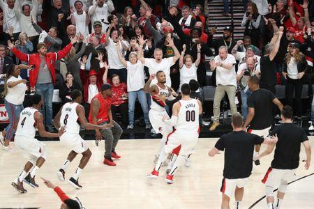 Damian Lillard Drops 50 and the Series-Winner!