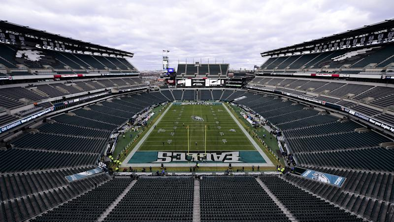 Philadelphia Eagles home games to take place without fans