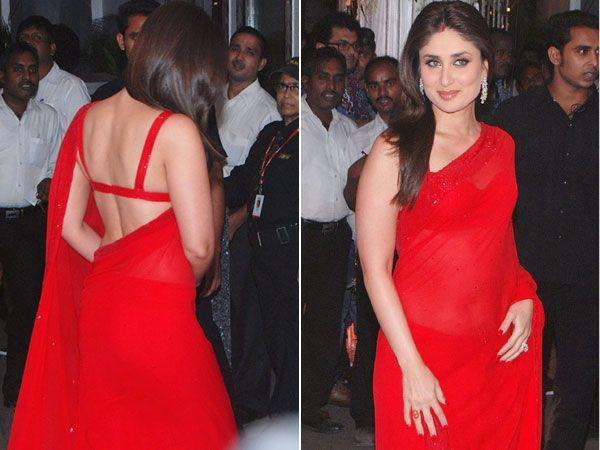 <p><strong>Images via : <a href='http://idiva.com'>iDiva.com</a></strong></p><p>Kareena Kapoor looks ravishing in this scarlet sari. We love her strappy blouse that shows off her flawless back. Bebo is really bringing sexy back. ;)</p><p><strong>Related Articles - </strong></p><p><a href='http://idiva.com/photogallery-style-beauty/celeb-trend-sexy-net-saris/17672' target='_blank'>Celeb Trend: Sexy Net Saris</a></p><p><a href='http://idiva.com/news-style-beauty/vote-hottest-celebrity-in-lace/14766' target='_blank'>Vote: Hottest Celebrity in Lace!</a></p>