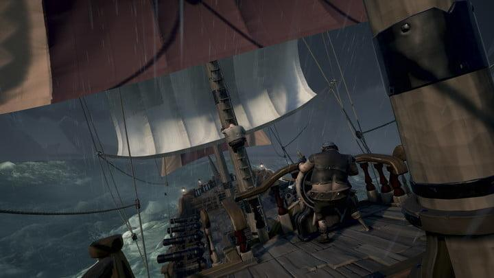 Captura de pantalla de juego Sea of thieve