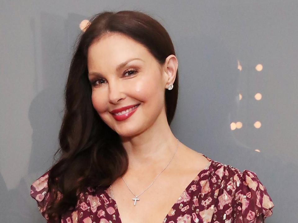 Actor Ashley Judd in 2018 (Astrid Stawiarz/Getty Images)