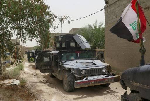 Iraq forces retake Fallujah government HQ